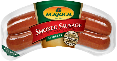 Smoked Sausage Skinless 12Pk